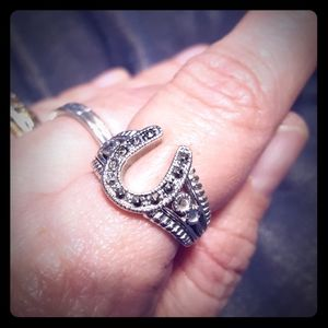 Sterling Silver Horse Shoe